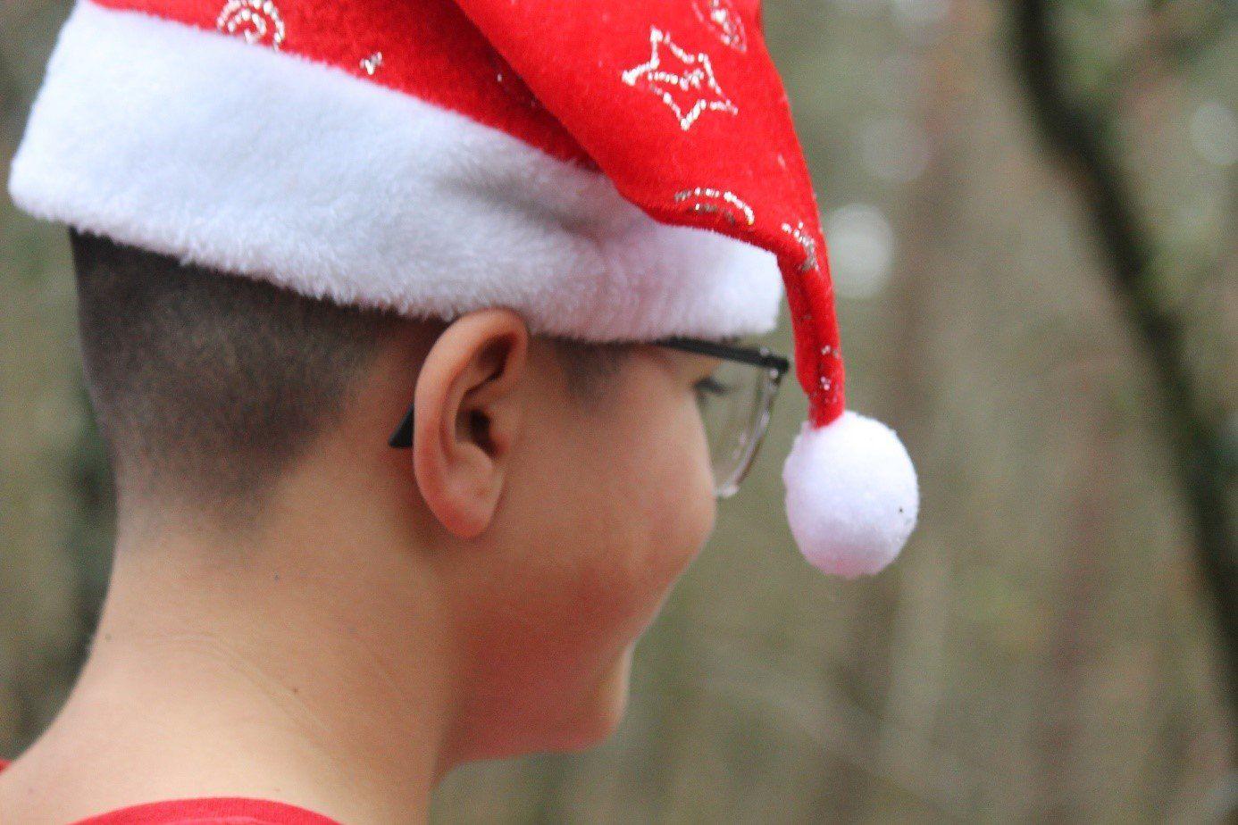 Der Weihnachtsmann und sein verschwundener Esel –  von Schülern der Klasse 7d